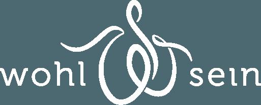 Logo Wohlsein weiß